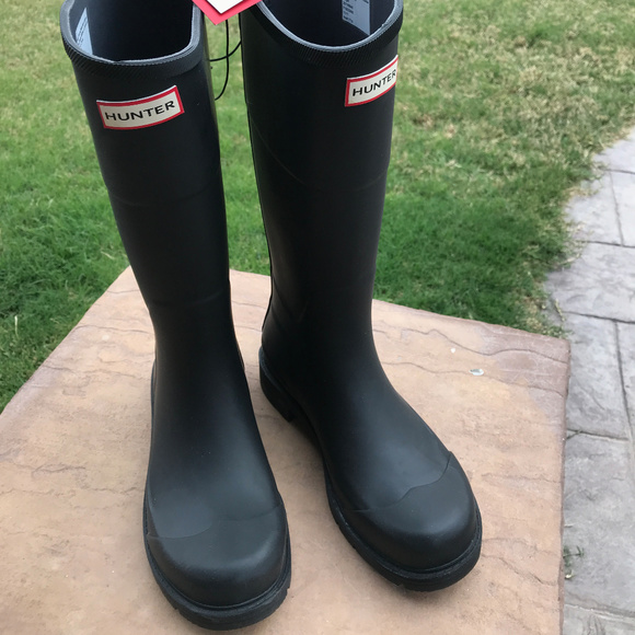 d53d5118899 Hunter for Target Men's Waterproof Rain Boots OBO NWT